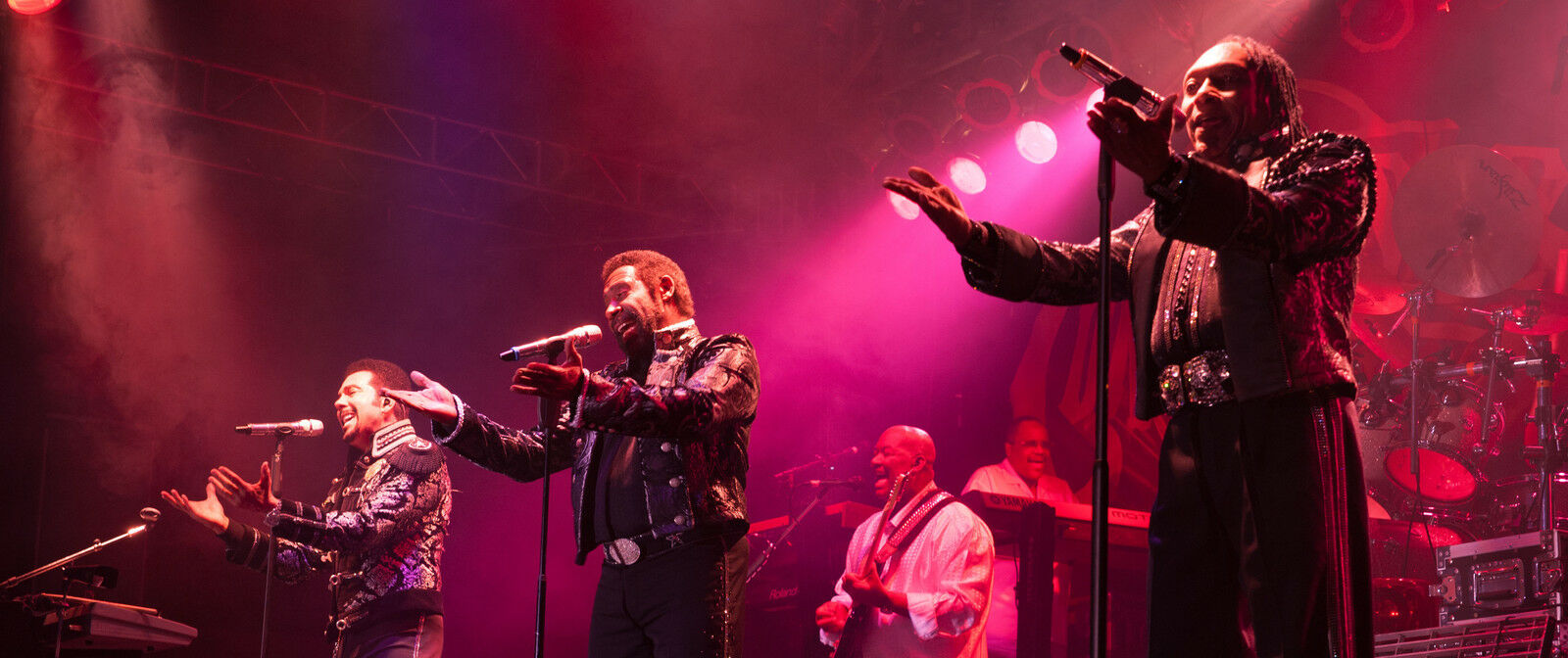 The Commodores Tickets (21+ Event)