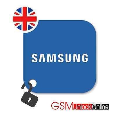 Unlock Code For UK EE Vodafone O2 Samsung Galaxy S6 SM-G920F/S6 Edge SM-G925F