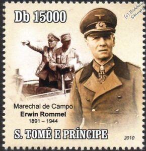 Mon ChéRi Erwin Rommel Renard Du Désert/afrika Afrikakorps/afrique Du Nord/vw Kubelwagen Car La Seconde Guerre Mondiale Timbre-afficher Le Titre D'origine Rendre Les Choses Commodes Pour Le Peuple