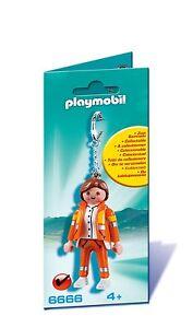 Playmobil-6666-Llavero-Mujer-Medico-City-Action