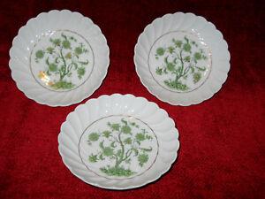 Excellent Haviland NORMANDY 3 Fruit Dessert Bowls A