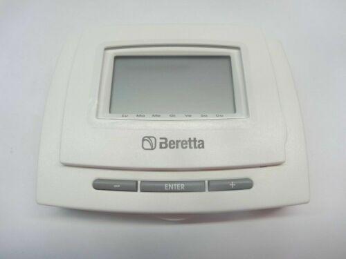 Comando remoto RC05 Caldaie Beretta R10021057 Meteo Mix Rain Box Super Meteo