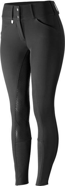 Horze Grand Prix Thermo pro silicona pantalones de invierno completos para mujeres 22 - 32 10