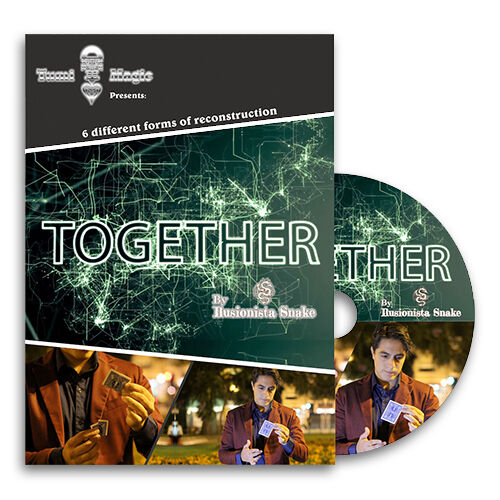 Together by Ilusionista Snake - Street Magic - Games of Magic
