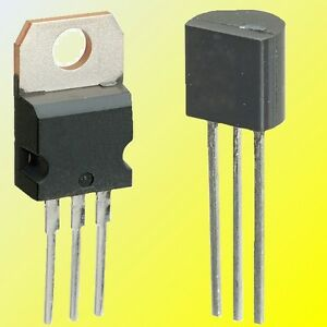 Voltage-Regulator-Fixed-78-79-78L-79L-5V-To-15V-TO-220-T0-92-Pos-or-Neg
