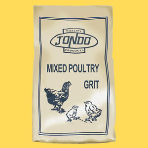 Fast Deliver Jondo Mixed Poultry Grit 25kg Backyard Poultry Supplies