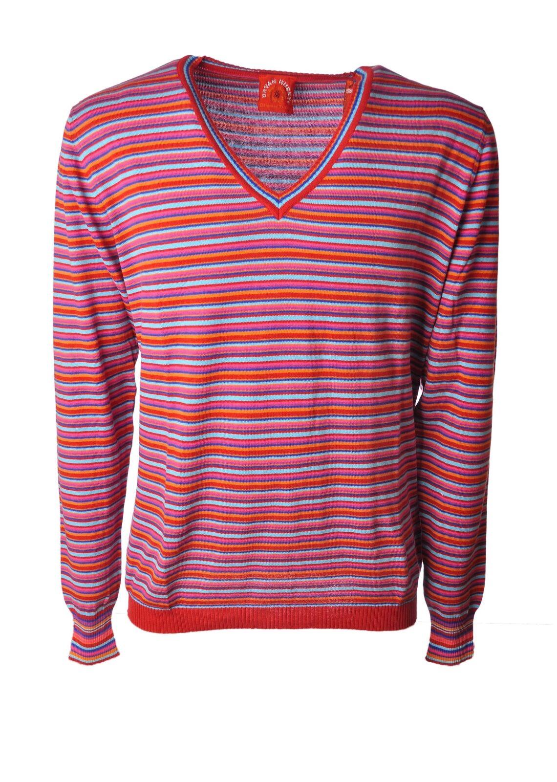 Bryan Husky  -  Sweaters - Male - Fantasy - 4512824A185404