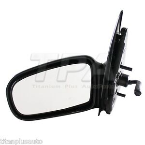 New Door Mirror Glass Replacement Driver Side For Pontiac Sunfire 95-05