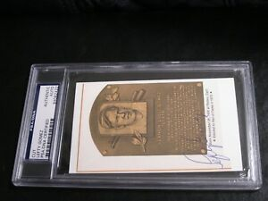 Lefty-Gomez-Autographed-HOF-Cut-PSA-Certified-Encapsulated