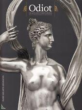 Odiot, un atelier d'orfèvrerie Empire et Restauration