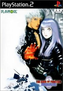 Used Ps2 The King Of Fighters 2000 Japan Import Free Shipping
