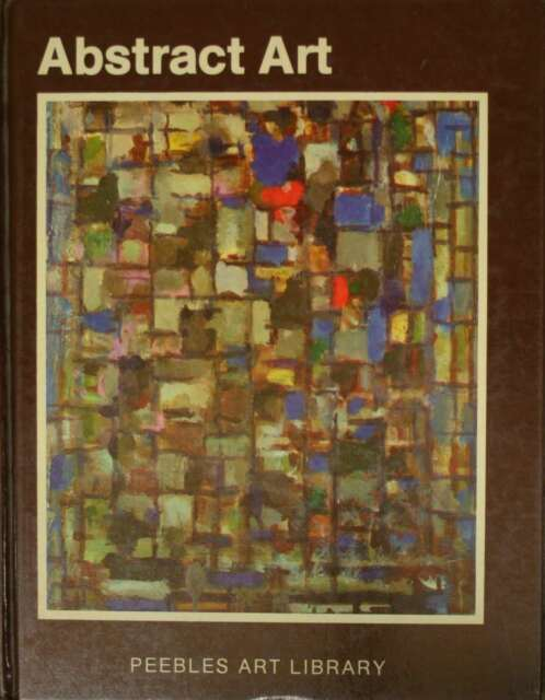 Abstract Art (Art Library), Lesberg, Sandy, Very Good Book