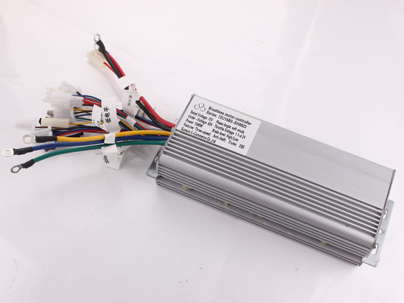 Controller 60V 1000W Electric Bicycle Brushless Motor