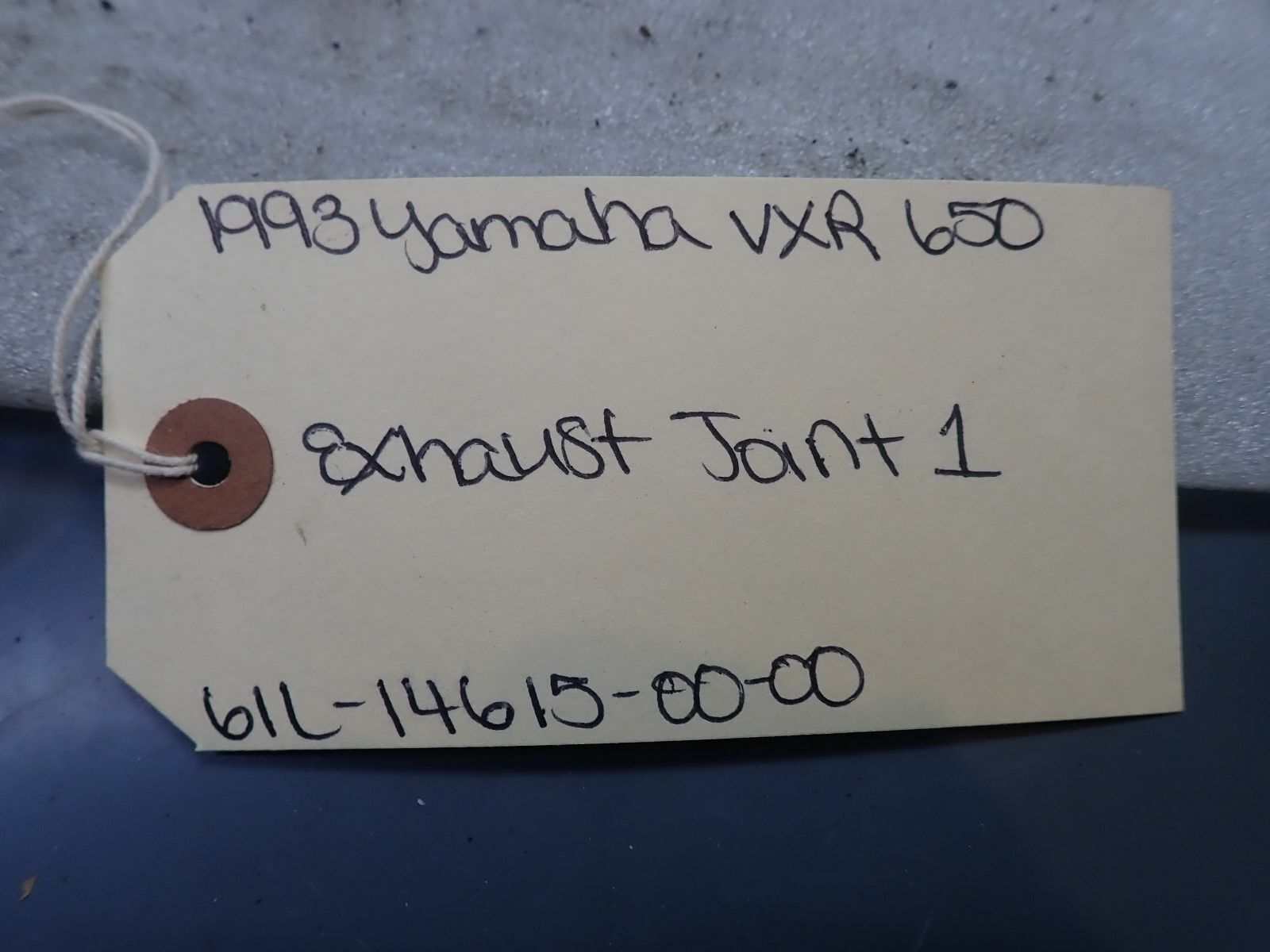 Details about  /V72 Yamaha Wave Runner 3 650 1992 Exhaust Coupler Outer 61L-14615-00-00