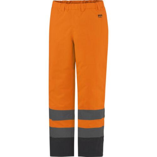 Helly Hansen Homme ALTA Isotherme Imperméable de Haute-Vis Workwear Pantalons