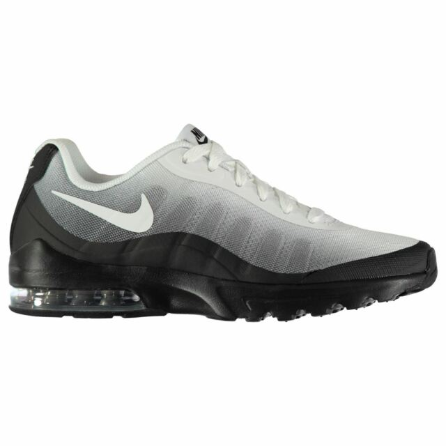 sale retailer 9a132 7ae85 ... switzerland nike air max invigor print trainers mens black white grey  sports shoes sneakers 8cd1d 71a35