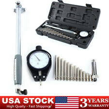 1 Set Dial Bore Gauge Hole Indicator Measuring Engine Gage Cylinder Tool Usa