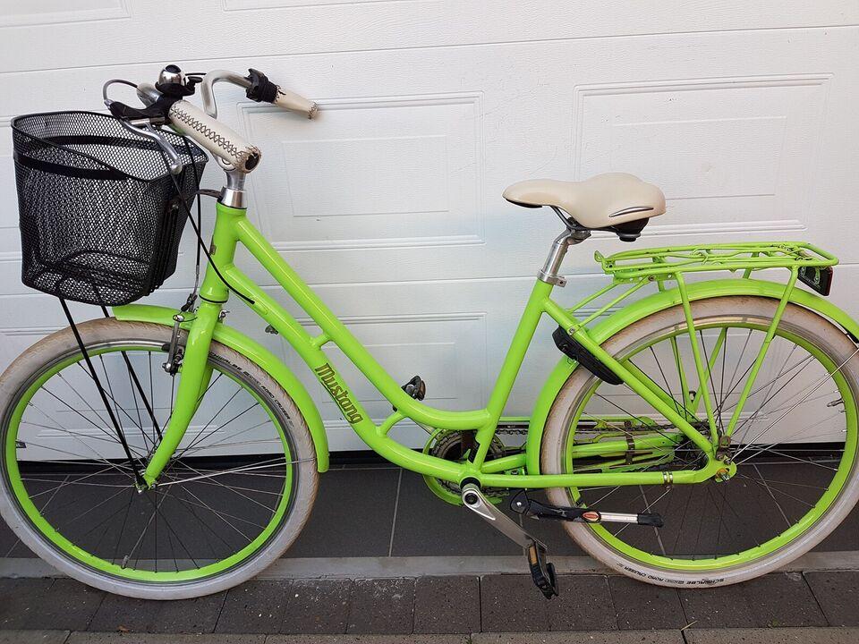 Pigecykel, classic cykel, Mustang