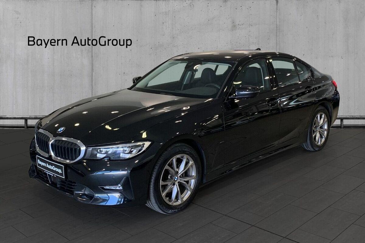 BMW 320d Sport Line aut.