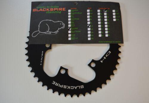 Blackspire Plateau Downhill Noir 5-trous 110 mm 8-9 vitesses MTB Freeride