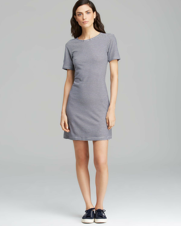 Theory Cherry B2 Sea Slub Grey Dress Sz P NWT  IRRG