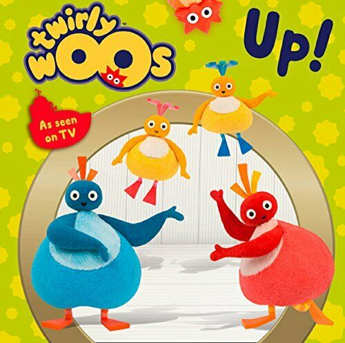 Up! (Twirlywoos) Book The Cheap Fast Free Post