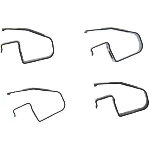 Disc Brake Pad Set-C-TEK Ceramic Brake Pads Rear Centric fits 16-20 Mazda CX-5