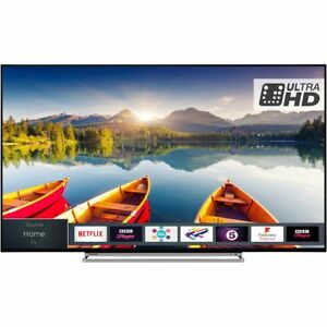 Toshiba 55U5863DB 55 Inch 4K Ultra HD A+ Smart LED TV 3 HDMI