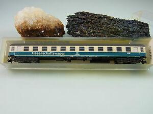 MINITRIX-518089-Gesellschaftswagen-DB-518089-80600-5-SPUR-N