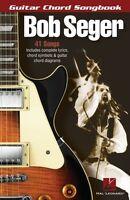 Bob Seger Guitar Chord Songbook Sheet Music Guitar Chord Songbook 000701147