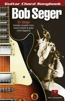 Bob Seger Guitar Chord Songbook Sheet Music Guitar Chord Songbook 000701147