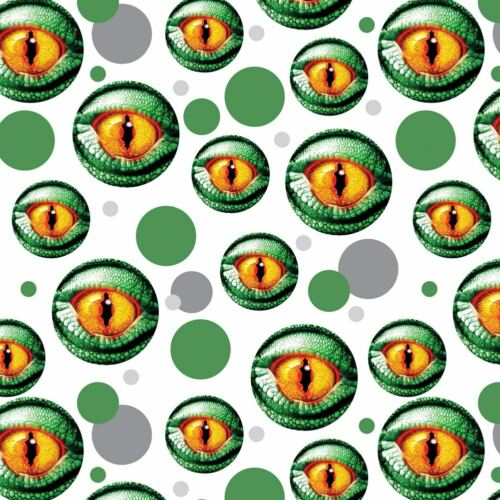 Premium Gift Wrap Wrapping Paper Roll Pattern Reptiles Lizards Snakes Frogs
