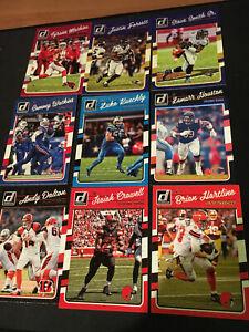 2016-Donruss-Football-Veterans-Complete-Your-Set-You-Pick-card-1-286-Base-NFL
