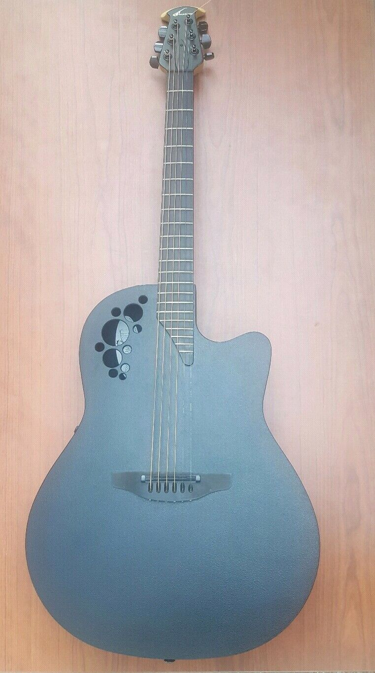 Ovation 1778T Acoustic Electric Guitar with OHSC Made In USA