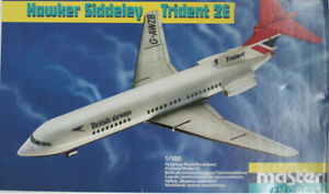 MASTER-MODELL-1019-Hawher-Siddeley-Trident-2E-scala-1-100