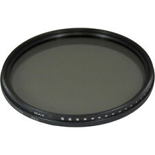 Vivitar 58mm Neutral Density Variable Fader NDX Filter ND2 to ND1000 Canon 58MM