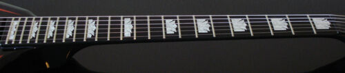 Imperial Crown MOP WHITE SHELL Fret Marker Inlay Stickers for BASS and GUITAR