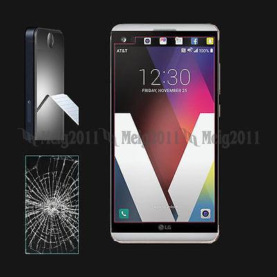 Premium Tempered Glass Screen Protector Film for LG V20 H910 H918 LS997  VS995   eBay