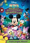 Mickey Mouse Clubhouse Adventures in Wonderland DVD Region 2