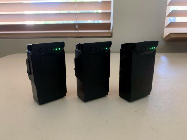 Genuine DJI Mavic Air Intelligent Flight Battery LOT of 3