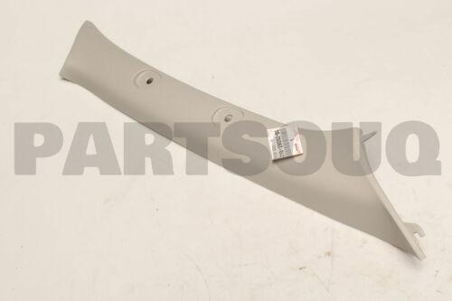 FRONT PILLAR 6221026052B0 Genuine Toyota GARNISH RH 62210-26052-B0