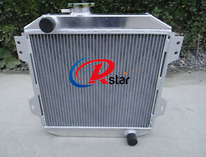 racing-ALLOY-RADIATOR-FORD-CAPRI-RS-ESCORT-SUPERSPEED-MK1-ESSEX-V6-2-6-3L