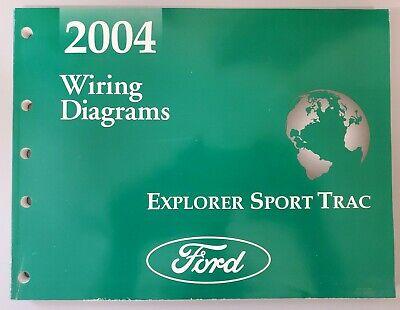 2004 Ford Explorer Sport Trac Wiring Diagram Manual | eBay
