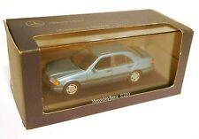 """Mercedes W 202 """"C Klasse"""" Typ C 220 türkis metallic Minichamps 1:43 boxed!"""