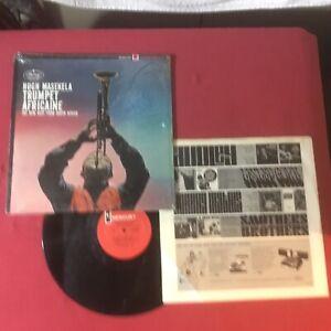 Hugh Masekela – Trumpet Africaine  *Vinyl:REISSUE Mercury SR60797 EX++RED LABEL