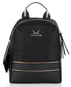 Sansibar Sac À Dos Backpack Black