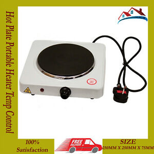 Placa-caliente-1500W-solo-placas-electricas-Hornillo-portatil-Electrico-Calentador-Estufa-Nuevo