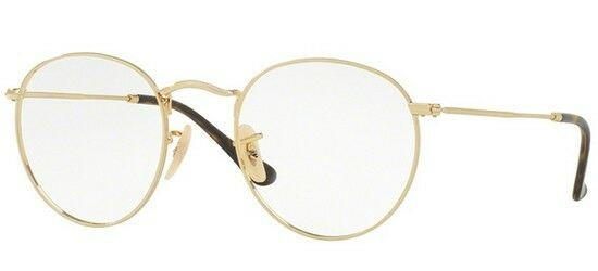 95239a0b523 Ray Ban Optical RX 6389 Eyeglasses 2500 Gold Size 55mm for sale online
