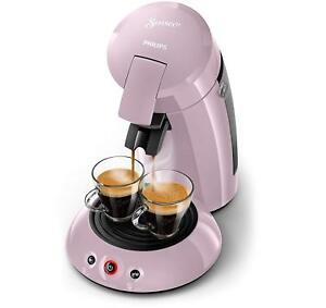 Details About Philips Coffee Pod Machine Pink Senseo Espresso Maker 07l Intensity Select Rose