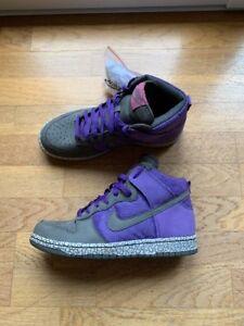 Dunk 2007 exceptionnel terre de Tremblement High Nike Purple w0x1InpI